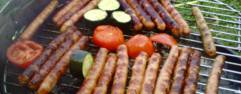 Barbecue «fait-maison»