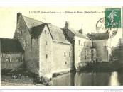 Château de Brosse : L'arrestation du 12 novembre 1943