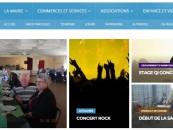 luzille.fr : Nouveau site internet