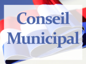 Conseil Municipal «Vendredi 16 février 2018»