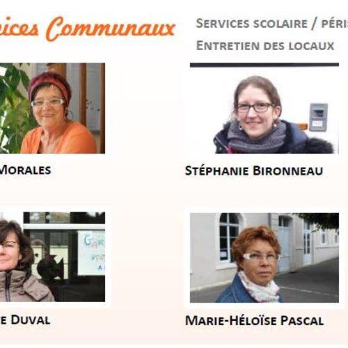 Services communaux 2018-2