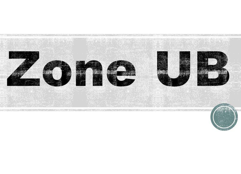 Zone UB