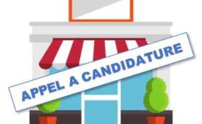 Appel à Candidature – Local Commercial