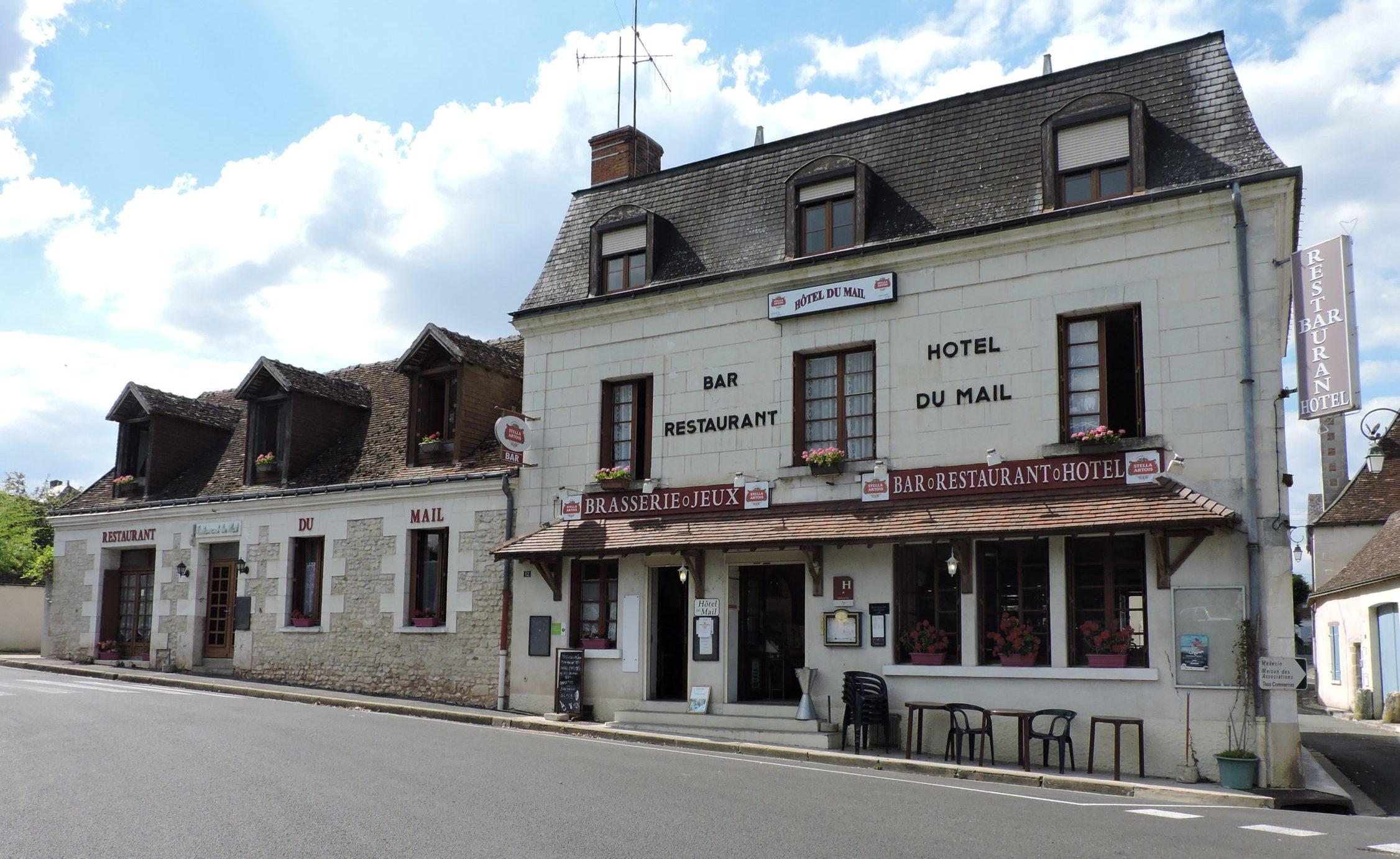 Hôtel Restaurant : Auberge du Mail