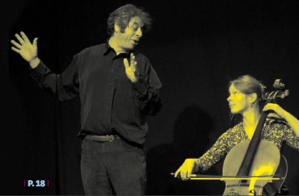 Théâtre de la Fronde : « L'oiseau qui pète »