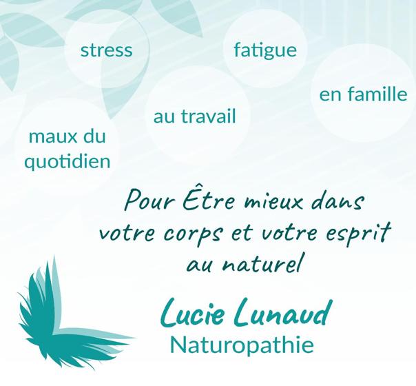 Lucie Lunaud – Naturopathie