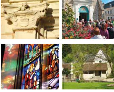 Visite de Saint-Martin-le-Beau